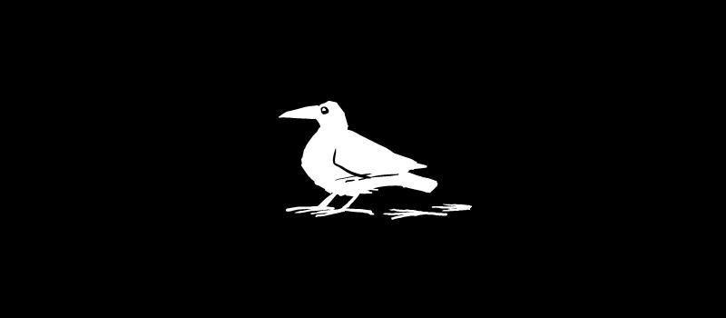 Biela vrana